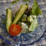 食堂ことぶき - サラダ