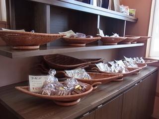菓子工房 あん - クッキーなども売ってます