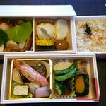 創作日本料理 とものえ亭 - TAKE OUT   仕出し弁当
