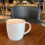 スターバックスコーヒー - ドリンク写真:カフェミスト367円