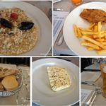 Hotel Corona - ホテル コロナHotel Corona Tirano ティラノ(イタリア北部,スイス国境)食彩品館.jp撮影
