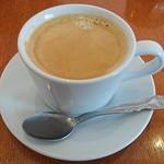 花きゃべつ - コーヒー