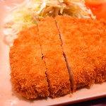 ジョイフル - 料理写真:激安ロースかつ