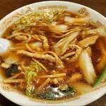 ラーメン龍太郎 - 肉絲麺