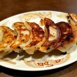 ラーメン龍太郎 - 焼き餃子