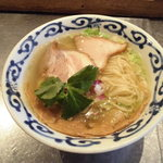 温鶏 - 料理写真:鶏塩
