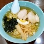 中華料理 おがわ - 料理写真:中華料理 おがわ@長岡 中国そば(650円)