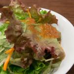 Restaurant Cuisine SANNO - サラダ