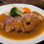 Restaurant Cuisine SANNO - 岩中豚のロースト