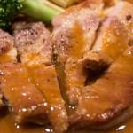 Restaurant Cuisine SANNO - 豚アップ