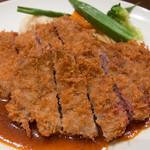 Restaurant Cuisine SANNO - ビーフカツ!!