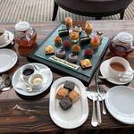 114640325 - Halloween Afternoon Tea