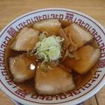 肉中華そばムタヒロ - 料理写真:肉煮干中華そば(あっさり)