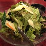 焼肉 龍苑 - グリーンサラダ