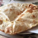 DURGA - ロティ。全粒粉のパン