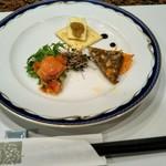 鉄板焼 七海 - 前菜