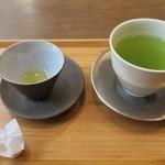 114650169 - 開化堂のお茶 玉露の雁金
