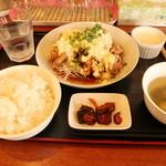 藤乃屋 - 料理写真:チキン南蛮定食