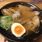 麺遊心 - 麺遊心ラーメン ¥880