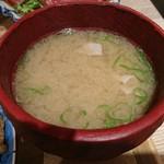 東京 壽 - 豚汁
