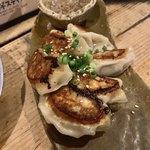 生姜料理 がらがら - 生姜軟骨焼き餃子