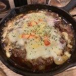 生姜料理 がらがら - とんきこ 生姜ガーリックチーズ焼き