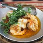 ミ・レイ - 料理写真:海老のレモングラス煮
