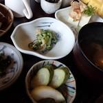いき生き水文化 かばた館 - 副菜