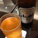 114659292 - ●松花堂弁当 (和牛ミニステーキステーキ・1ドリンク付) 4500+中瓶ビール 1000X2 = 6,500円 2019年08月