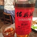 台湾茶房 e~one - 台湾紹興酒