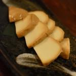 海鮮居酒屋MARU - モッツァレラチーズのたまり漬(380円+税)2019年7月