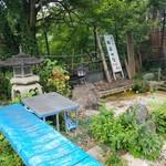 川の駅 松平 - 鮎はここにはいないのかな?