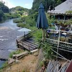 川の駅 松平 - 巴川畔で遊んで味を楽しめる食事処「川の駅 松平」