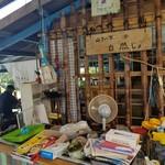 川の駅 松平 - お店のいろいろ置いてあるところ