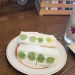 サニー ルート コーヒー - 料理写真: