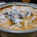 居酒屋 喰萬八 - 特製キムチ鍋