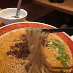 タイガー餃子会館 - 白胡麻坦々麺(税込 950円)評価=◎