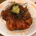 岡ほし - 鮪漬け丼 400円