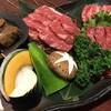 たむら屋 - 料理写真:短角牛セット