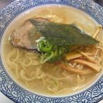 麺匠 呉屋 - 潮そば(昼限定):680円