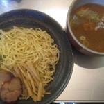 麺匠 呉屋 - つけそば(温):730円
