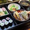 東寿司 - 料理写真:すし弁当(天丼付き)