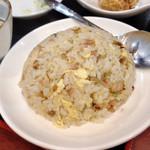 中華食堂 味鮮 - ミニ炒飯
