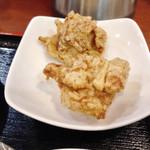 中華食堂 味鮮 - 唐揚げ