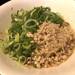 赤麺 梵天丸 - 汁なし担担麺並サイズ