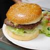 ウーピーゴールドバーガー - 料理写真:ウーピーゴールドバーガー