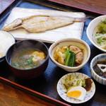 海幸楽膳 釜つる - 料理写真: