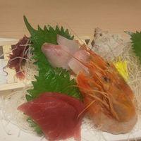 和食処 銀蔵-季節の刺身盛り