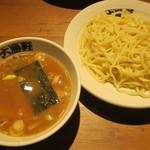 西台 大勝軒 - ・「魚介豚骨つけそば(¥740)」