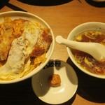 西台 大勝軒 - ・「カツ丼(¥700)」